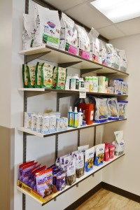 NPVH Product Shelf